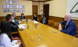 Preparatory meeting for ENEMLOS project organised